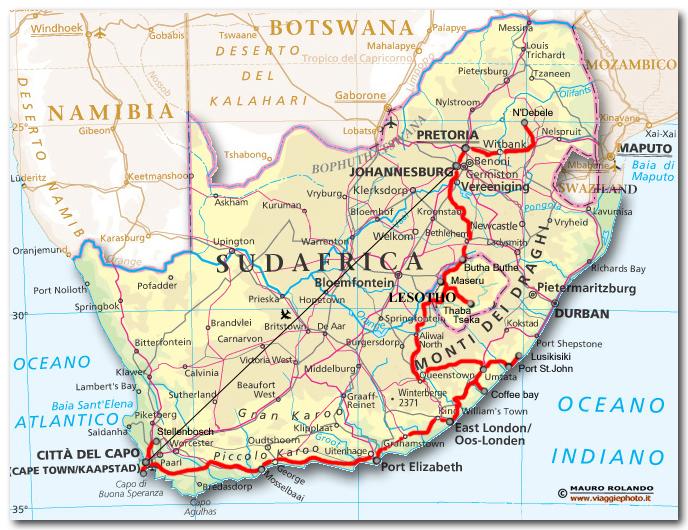 Sud Africa 10